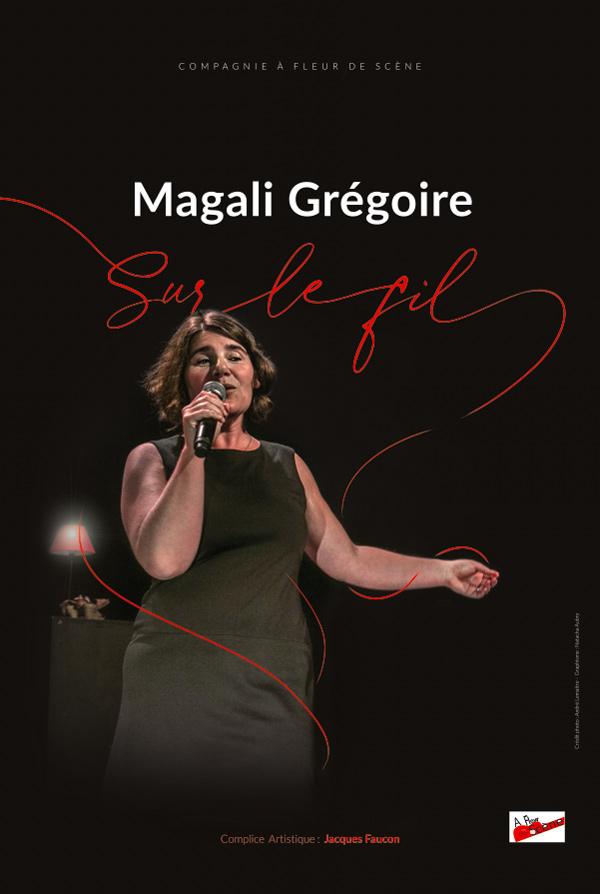 Magali Grégoire - Sur le fil