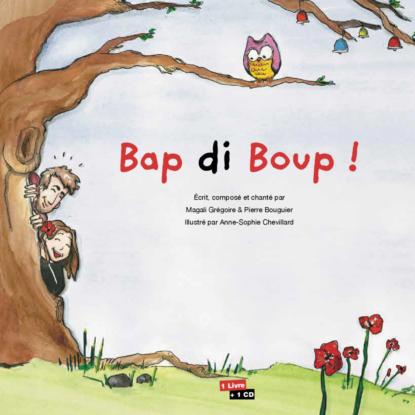 BAP DI BOUP LIVRE vignette