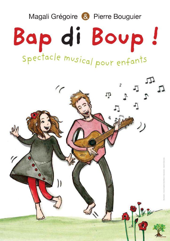 Affiche BAP DI BOUP